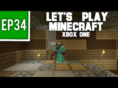 Letu0027s Play Minecraft Xbox One   EP34: Chicken Cooker And Base Upgrade!