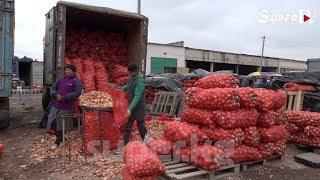 Бишкекте картошка, пияздын баасы 8 сом. Дыйкандар эмгеги акталбай калганын айтышат