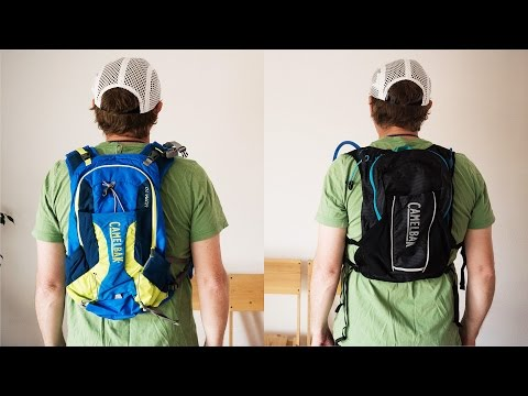 CamelBak Ultra 10 Review and Comparison with Old Version