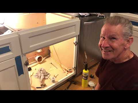 The Ace & TJ Show - Adorable 79-Year-Old Plumber Shows Off Pipe Trick!