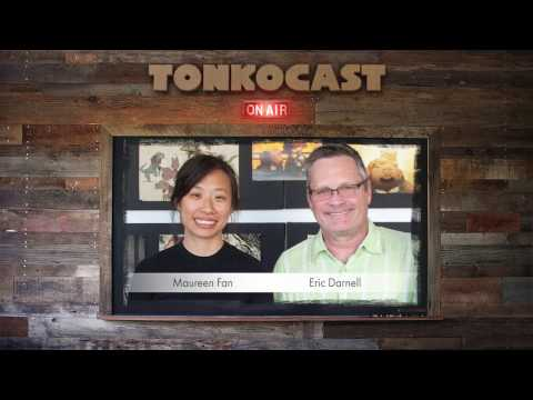 TONKOCAST - Tonko House's Animation Industry Podcast #9 --Maureen Fan & Eric Darnell Baobab Studios