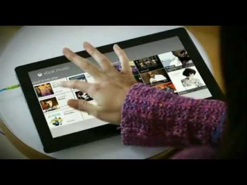 Microsoft announces Xbox Music
