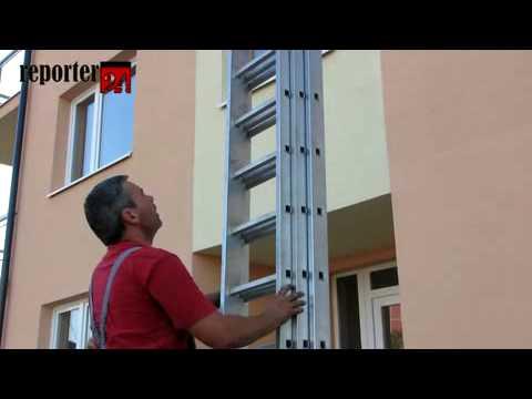 Telefonní kabel v Seredi