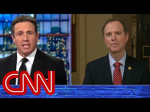 "Schiff: WH placed ""gag order"" on Bannon"