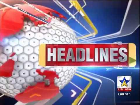 08 PM Headlines Star Asia News - 24 May 2018