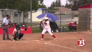 Centennial beat Bakersfield 10-0 in SWYL softball action