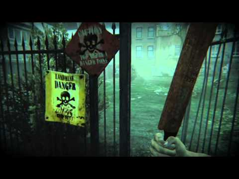 Let's Play ZombiU Part 28 - Please Walk on That Mine! :3