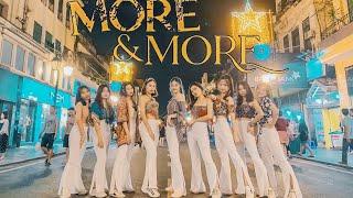 [KPOP IN PUBLIC] TWICE (트와이스) - MORE u0026 MORE (커버댄스) Dance Cover By JT Crew From Vietnam