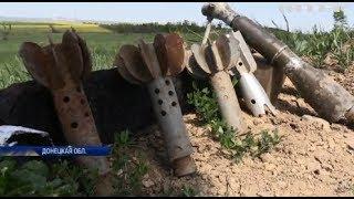 Война на Донбассе: боевики применили тяжелую артиллерию