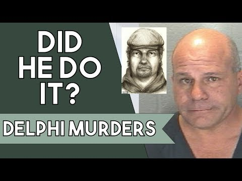 DELPHI MURDERS CASE | Did Paul Etter do it?