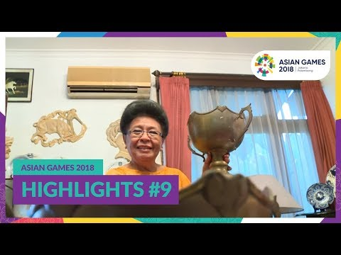 Asian Games 2018 Highlights #9