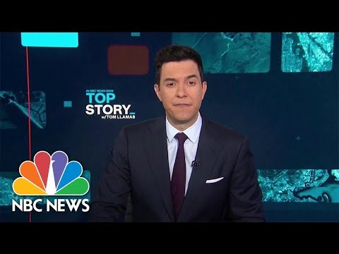 Top Story with Tom Llamas - October 21st | NBC News NOW