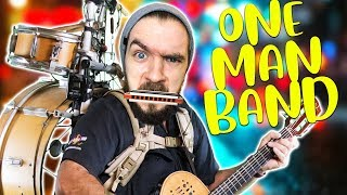 L A U G H: The Musical | Passpartout One Man Band