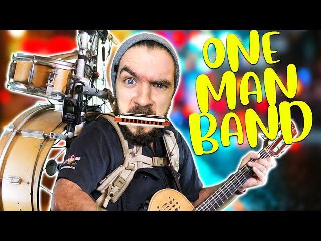 L A U G H: The Musical   Passpartout One Man Band