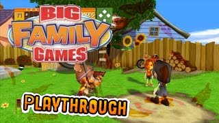 Big Family Games/Neighborhood Games (Wii) Playthrough