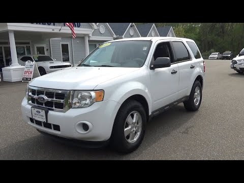 2011 Ford Escape Niantic, New London, Old Saybrook, Norwich, Middletown, CT F3852A