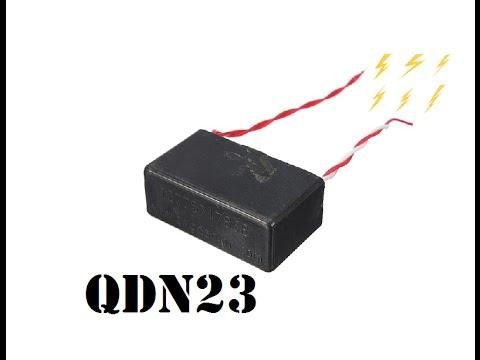 Cyrob: QDN23, ça fait des étincelles....
