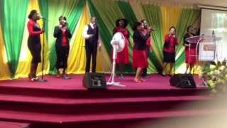 CAA praise and worship- blow your trumpet