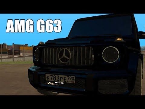 БАНДИТСКАЯ МАШИНА  | Mercedes-AMG G63 | MTA