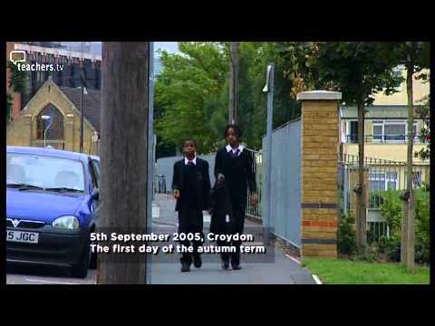 Teachers TV: Seeking Asylum