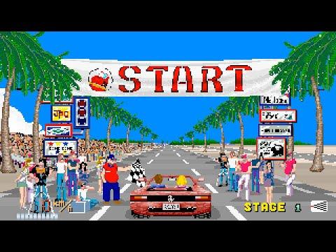 OutRun Longplay (Arcade)