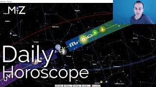 Daily Horoscope - Monday November 20, 2017 - True Sidereal Astrology