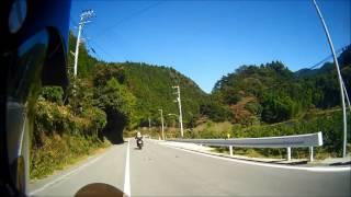 スポーツスター883で大川原高原ツーリング