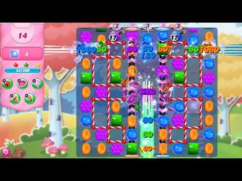 Candy Crush Saga Level 3427 NO BOOSTERS