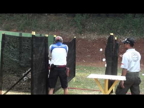 STARS SHOOTERS @ INDONESIA OPEN 2011 - Shooters : Ronald - Stage 4