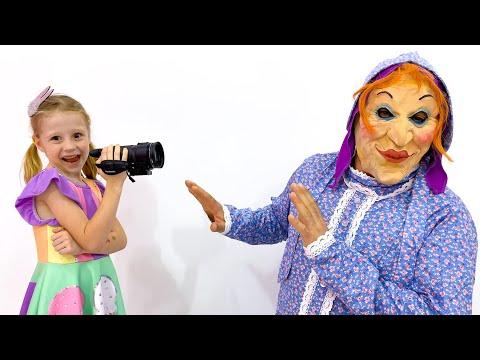 Настя и её странная няня