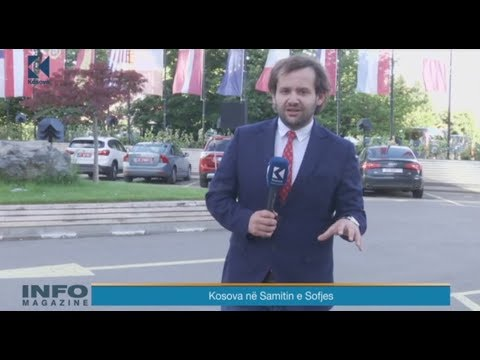 Info Magazine - Samiti i Sofjes - 16.05.2018 - Klan Kosova