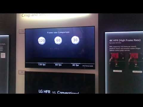 LG C8 OLED review - FlatpanelsHD
