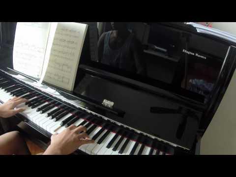 RAY OF LIGHT FMA 5th ED Piano Cover FULL (actual score) - Shoko Nakagawa 中川 翔子