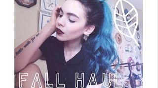 Fall Haul | Thrift and Choies haul Thumbnail