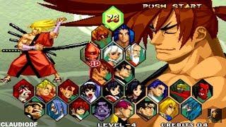 [TAS] Samurai Shodown V (Neo Geo)  Yoshitora