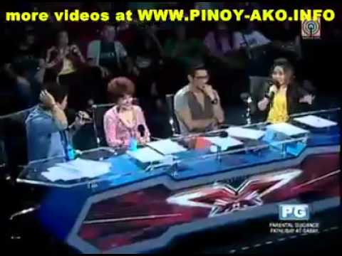 X Factor Philippines... Osang, Bodies and Boombastic