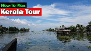 Kerala Tour Summary Ep 17 | How To Plan Kerala Tour  With Itinerary | Things To Do In Kerala