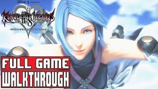 Kingdom Hearts 2.8 HD Gameplay Walkthrough Part 1 FULL GAME - ENGLISH (Fragmentary Passage)