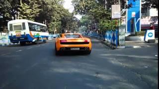 Lyrics Super Cars In Kolkata