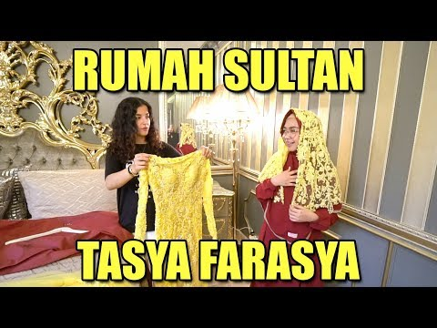 RUMAH SULTAN TASYA FARASYA!! TAJIR MELINTIR - Ricis Kepo Part 2