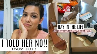 I TOLD HER NO!!! ULTA & SHOE HAUL || DAY IN THE LIFE OF A SAHM || Style Mom XO