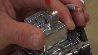 Comment installer une prise coax?