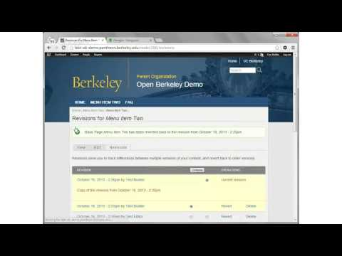 Open Berkeley Training 2013-10-16