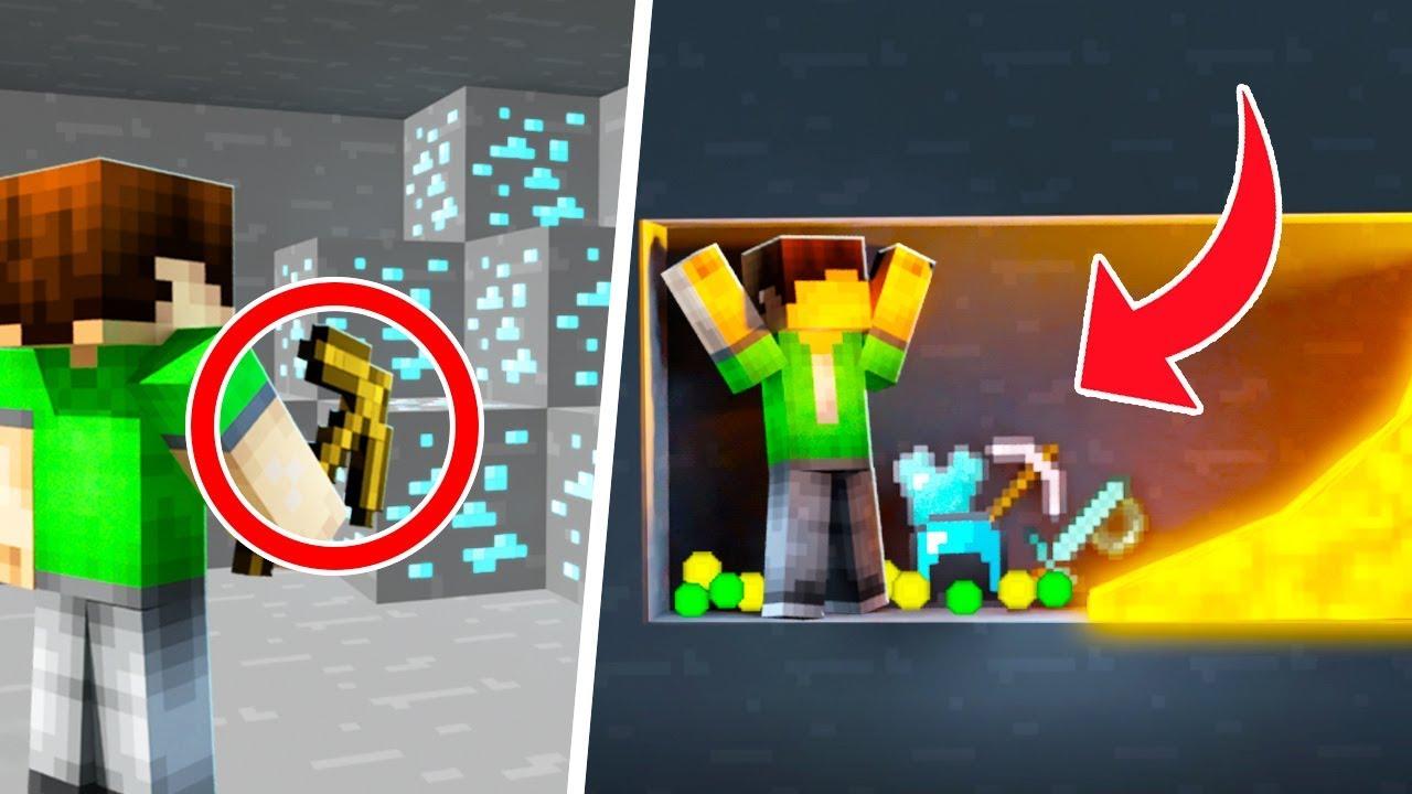 11 Ways to Break EVERY Minecraft Rule..