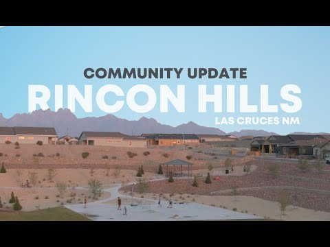 Rincon Hills Community Update | Oct 2020