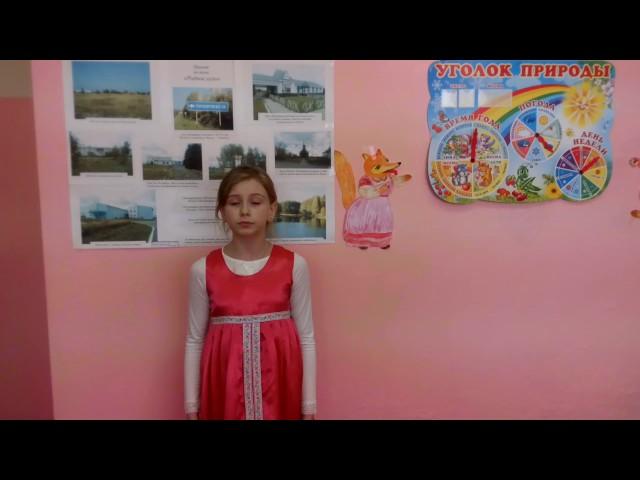Изображение предпросмотра прочтения – ЕкатеринаВиноградова читает произведение «Ещё земли печален вид…» Ф.И.Тютчева