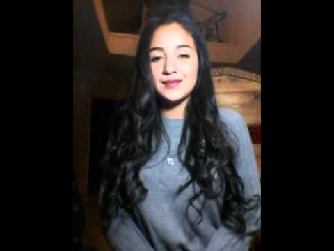 """Dariana Lopez """"Almost Is Never Enough"""" Cover"""