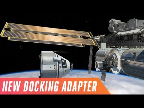 With the installation of the International Docking Adapter, the ISS is ready for the private spaceflight era