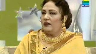 Morning with hum fareeda Khanam Last part