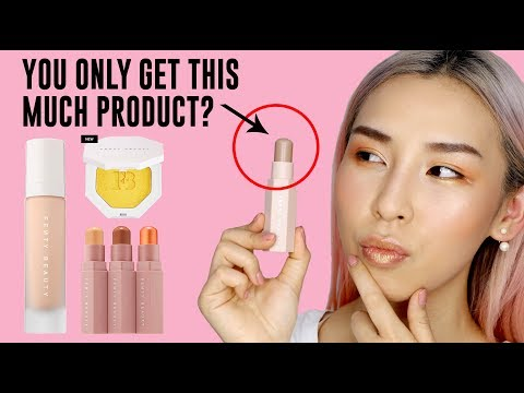 Thumbnail: Fenty Beauty Makeup By Rihanna - Is It Worth Buying?